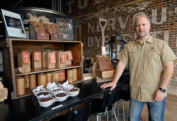 Shawn Askinosie of Askinosie Chocolate