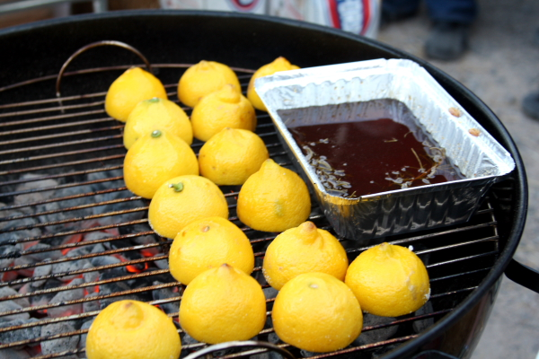 Grilled Lemonade and Kingsford U – Food Woolf