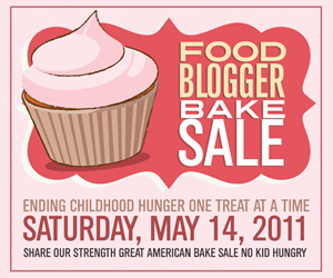 Food Blogger Bake Sale Share Our Strength May 14
