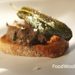 Thumbnail image for Chicken Liver Crostini Recipe