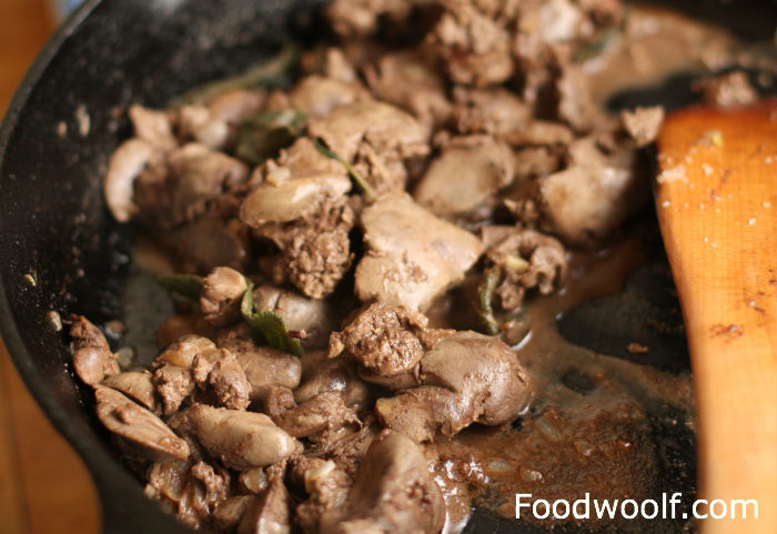 sauteed chicken livers 1