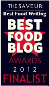 Brooke Burton nominated for best food writing